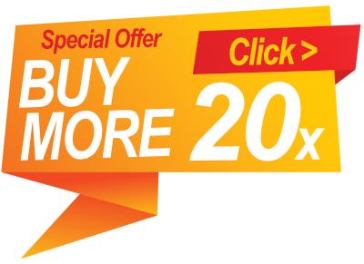 Buy More 20x